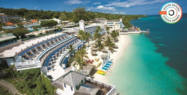 beaches resorts soars to the top in the 2018 annual oyster awards