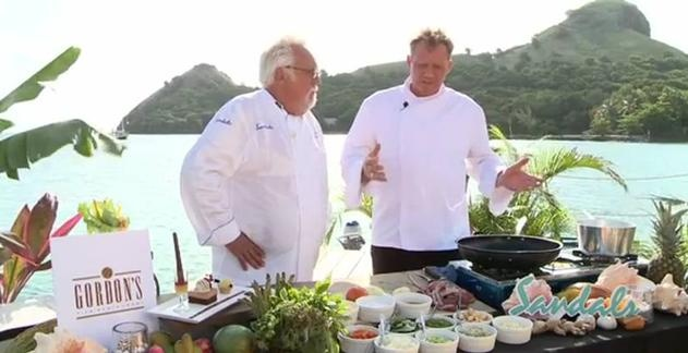 The Culinary Journey Continues With Chef Walter Staib