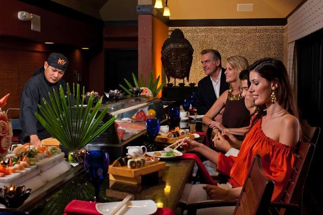 The daily meal lists all inclusive resorts with the best for Best food all inclusive