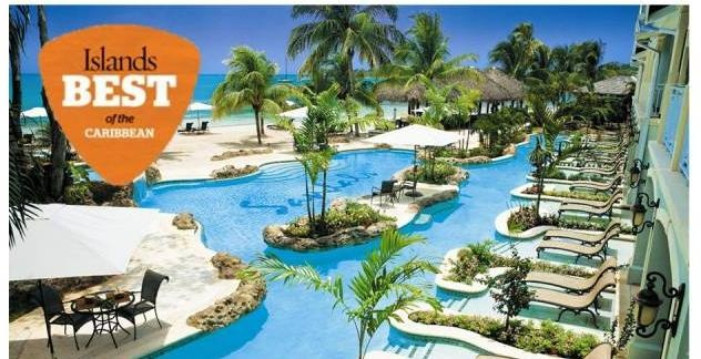 Islands Readers Vote Sandals Beaches Best All Inclusives