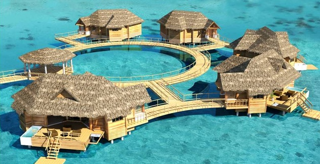 Over Water Suites Coming To Jamaica Sandals Resorts