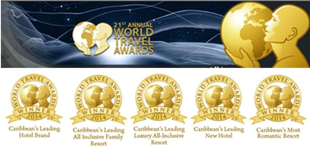 Sandals Resorts International Honored By The World Travel