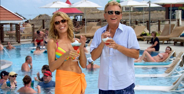 Grab Your Shades It S Sandals Resorts Week On Wheel Of