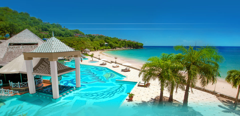 Inclusive Resorts CaraibiSandals Ai Ai CaraibiSandals All All All Inclusive Resorts FK1Jcl