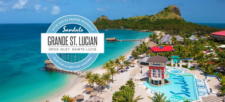 Sandals Resorts H 244 Tels De Luxe Tout Compris Aux Cara 239 Bes