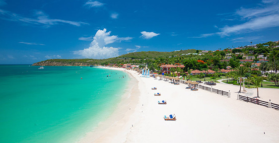 Rodoval Round Suites With Pool At Sandals Grande Antigua