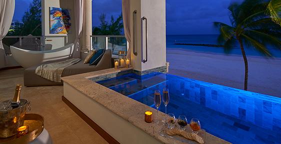 Rooms: Rooms & Suites At Sandals Royal Barbados Luxury Resort