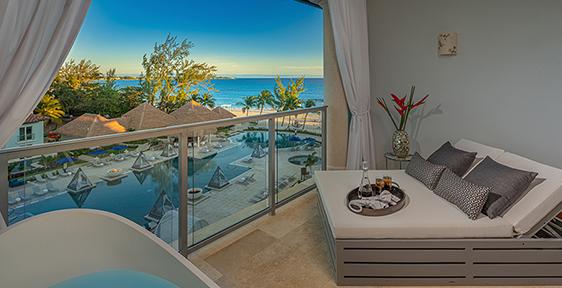 Sandals Royal Barbados Resort In St Lawrence Gap
