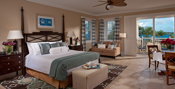 Rooms Amp Suites At Sandals Emerald Bay Luxury Resort Sandals