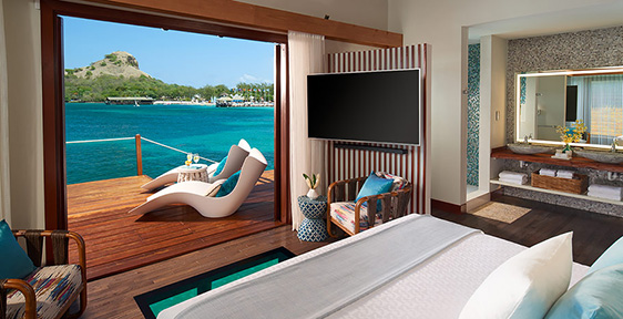 f7bb4ae2b47c Rooms   Suites at Sandals Grande St. Lucian Luxury Resort