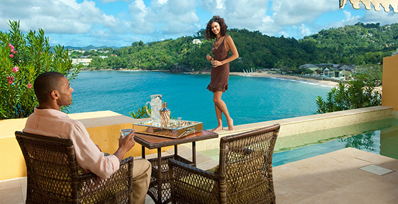 St Lucia Resorts Regency La Toc Golf Amp Spa Sandals
