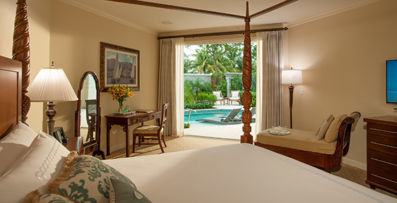 Rooms Amp Suites At Sandals Royal Bahamian Resort Sandals