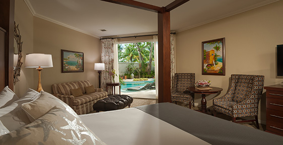 Best Value Suites Amp Accommodations At Our Resorts Sandals