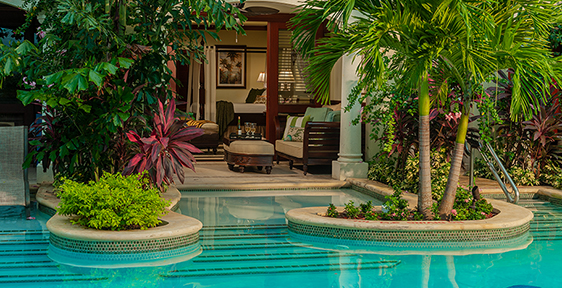 Jamaica Luxury Hotel With Swim Up Suites Sandals Royal