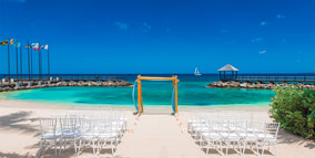 Caribbean Beach Wedding Destinations Plan A Beach Wedding