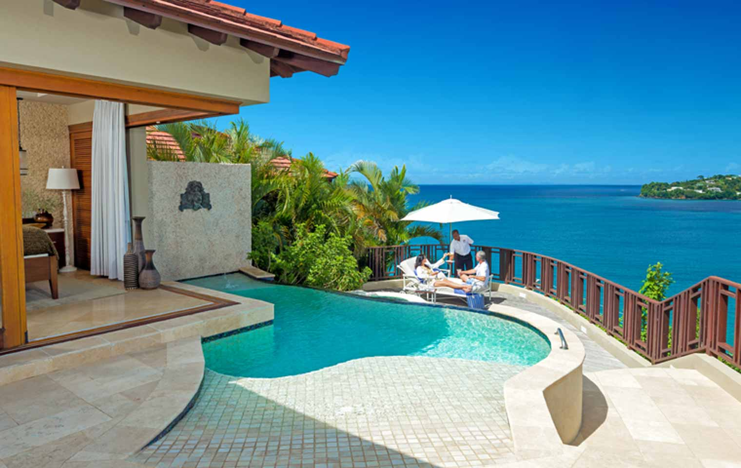 all inclusive resorts caribbean vacation packages sandals. Black Bedroom Furniture Sets. Home Design Ideas