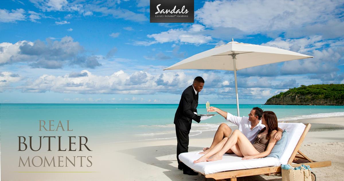 Sandals Negril Beach Resort Spa Luxury Inclusive