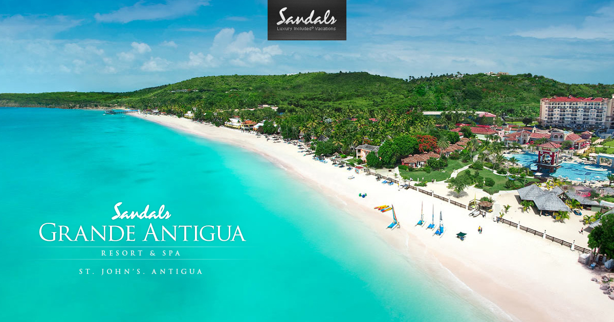 Resort Grande Bars Antigua At Restaurantsamp; Sandals RL5Aj4qc3