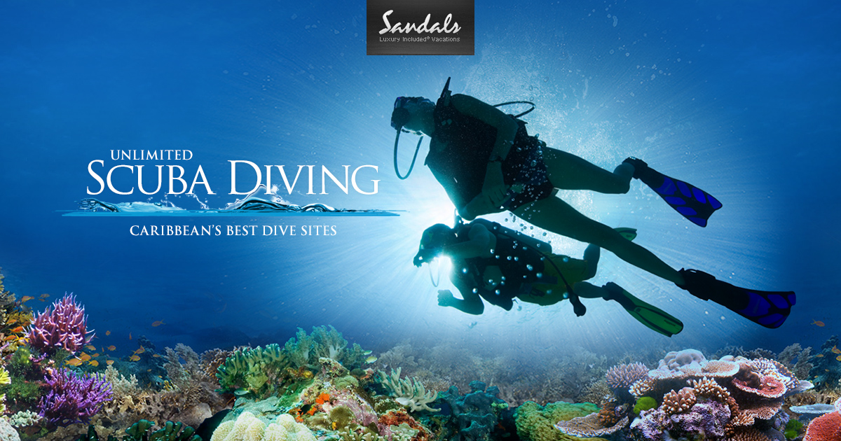 New Divers - Courses & Scuba Diving Adventures | Sandals