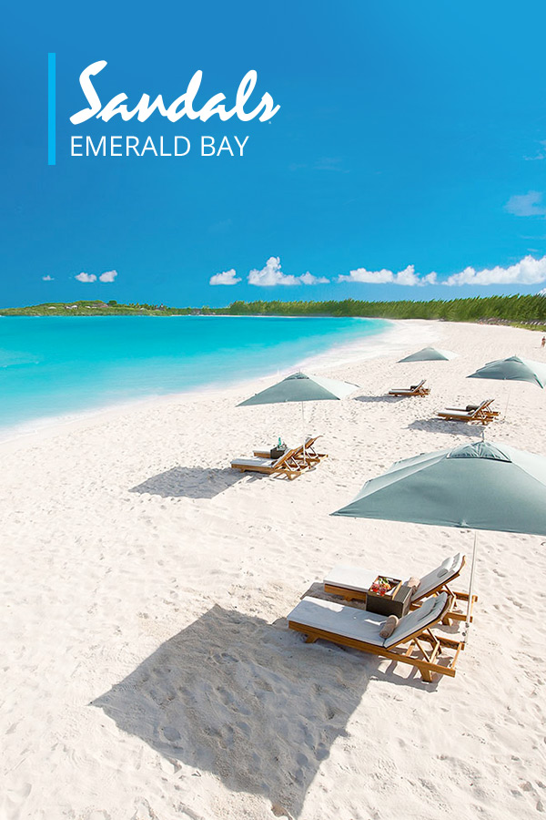 Sandals Emerald Bay - All-Inclusive Luxury Resort in Exuma