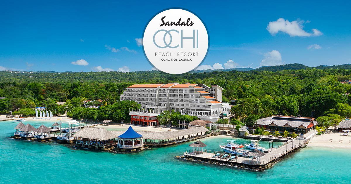 7c7933e8f009 The Ochi Beach Club Resort Sandals