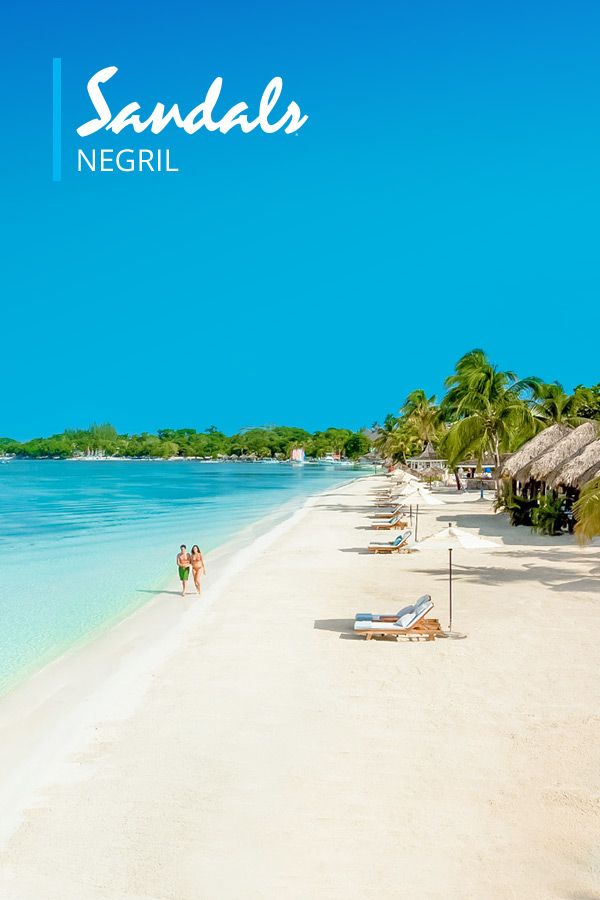 da582097aa28b Sandals Negril - All-Inclusive Luxury Resort in Negril