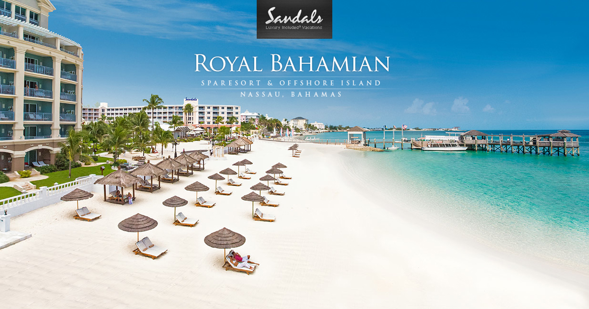 153766f1feea1 Private Off Shore Island at Sandals Royal Bahamian Resort