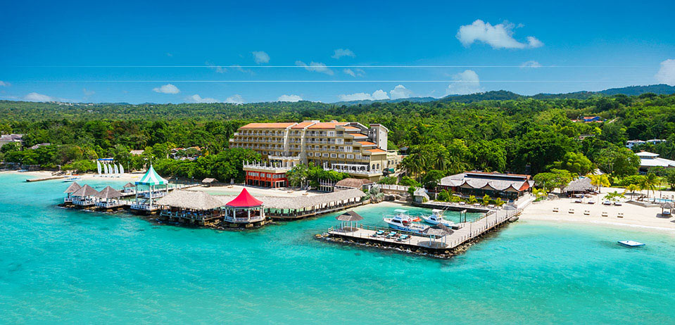 Caribbean Beach Resorts Vacation Packages Sandals - Top 10 spa vacation destinations in the world