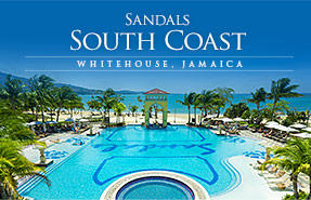 vacations from  270 pppn Sandals Resorts International