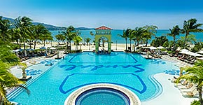 Jamaica Luxury Beach Resorts Couples Vacation Packages Sandals - Jamaica vacations all inclusive