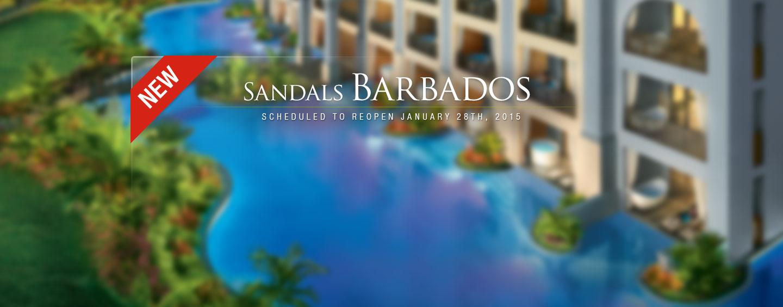 Sandals Barbados All Inclusive Barbados Resort Vacation