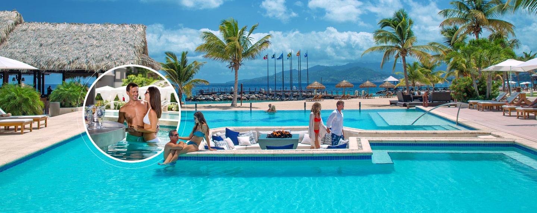 All Inclusive Hotels In Grenada Sandals Grenada Holiday Resort Spa