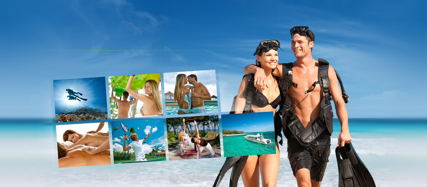 Activities at Sandals Royal Bahamian