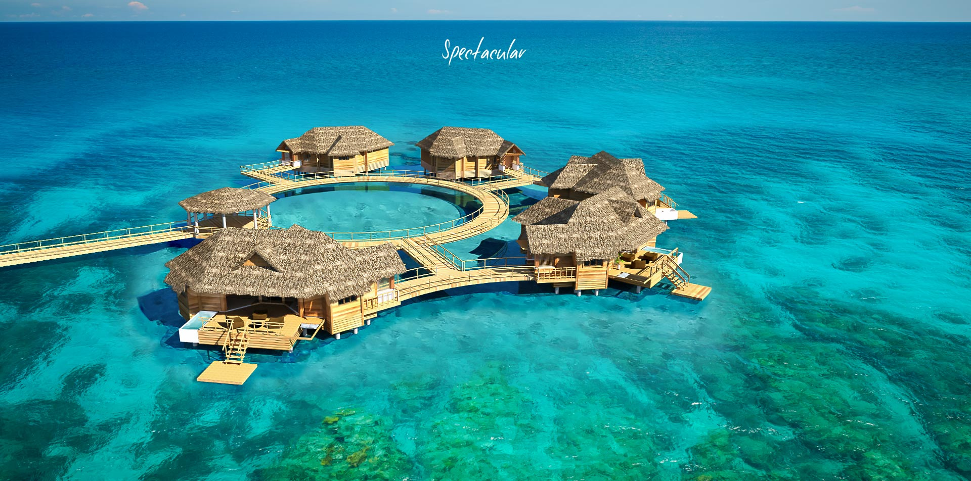Sandals To Open Over Water Bungalow Suites In Jamaica I Am