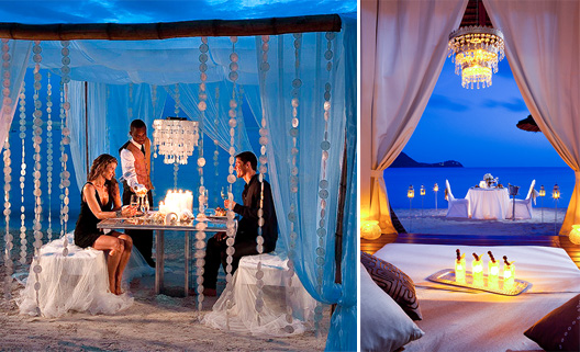 All inclusive caribbean honeymoon destinations packages for Best caribbean honeymoon resorts