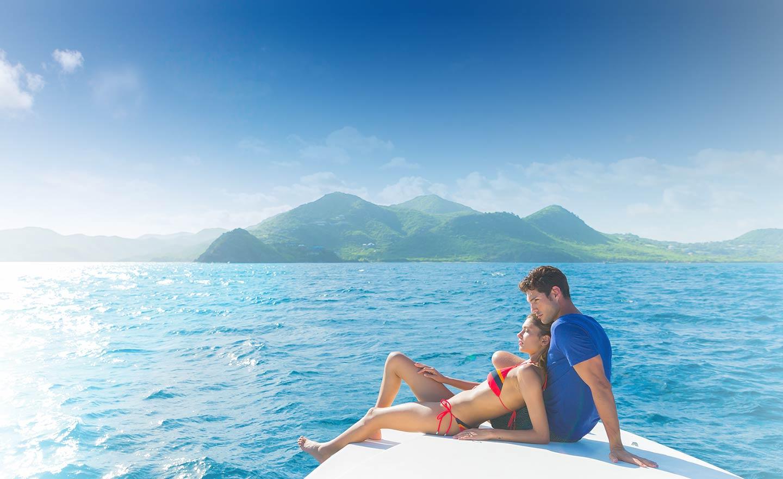 Todo Incluido Paquetes de luna de miel y Ofertas de Vacaciones de luna de miel en el Sandals Resorts