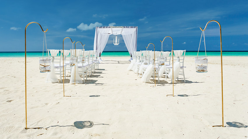 pews decorations wedding destination wedding venues amp caribbean locations sandals 6495