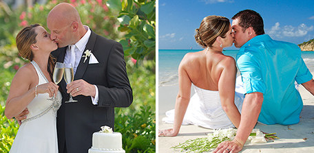 Wedding Packages Themes All Inclusive Caribbean Destination