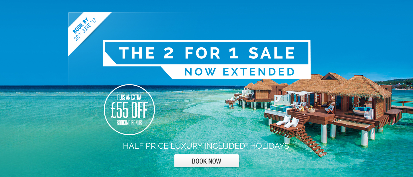 Sandals shoes holidays - Select Holiday Duration