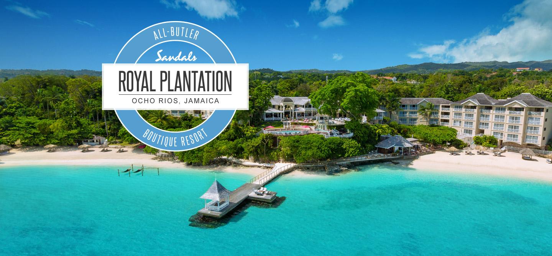 Sandals Royal Plantation Luxury Resort In Ocho Rios