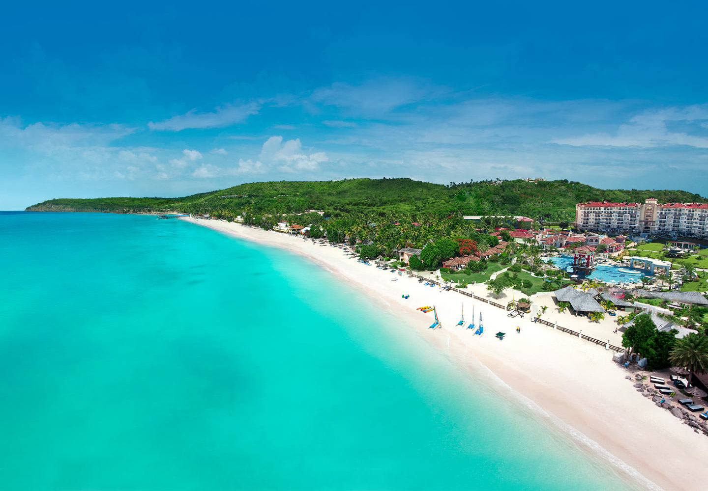Sandals grande resort spa st john 39 s antigua for The best beach vacations