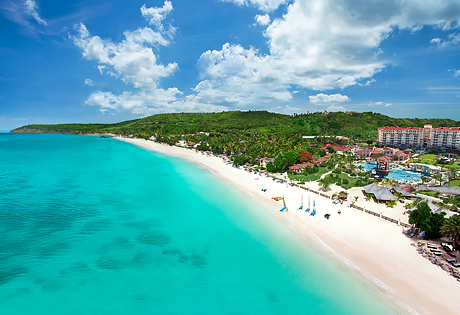 Luxurious Caribbean Beach Resorts Vacation Packages Sandals - Britains 15 best beaches