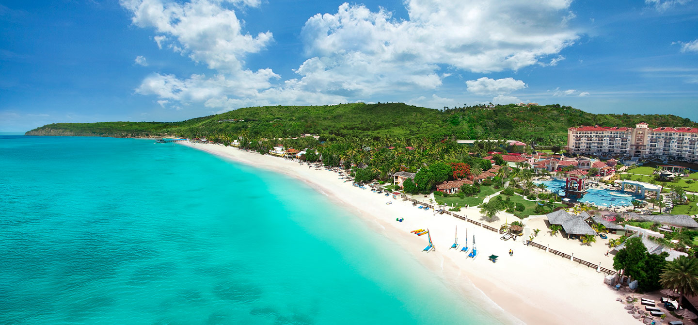 Sandals Grande Antigua Luxury Resort in St. Johns | Sandals