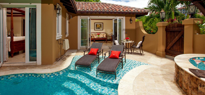 Sandals Grande Antigua Luxury Resort In St Johns