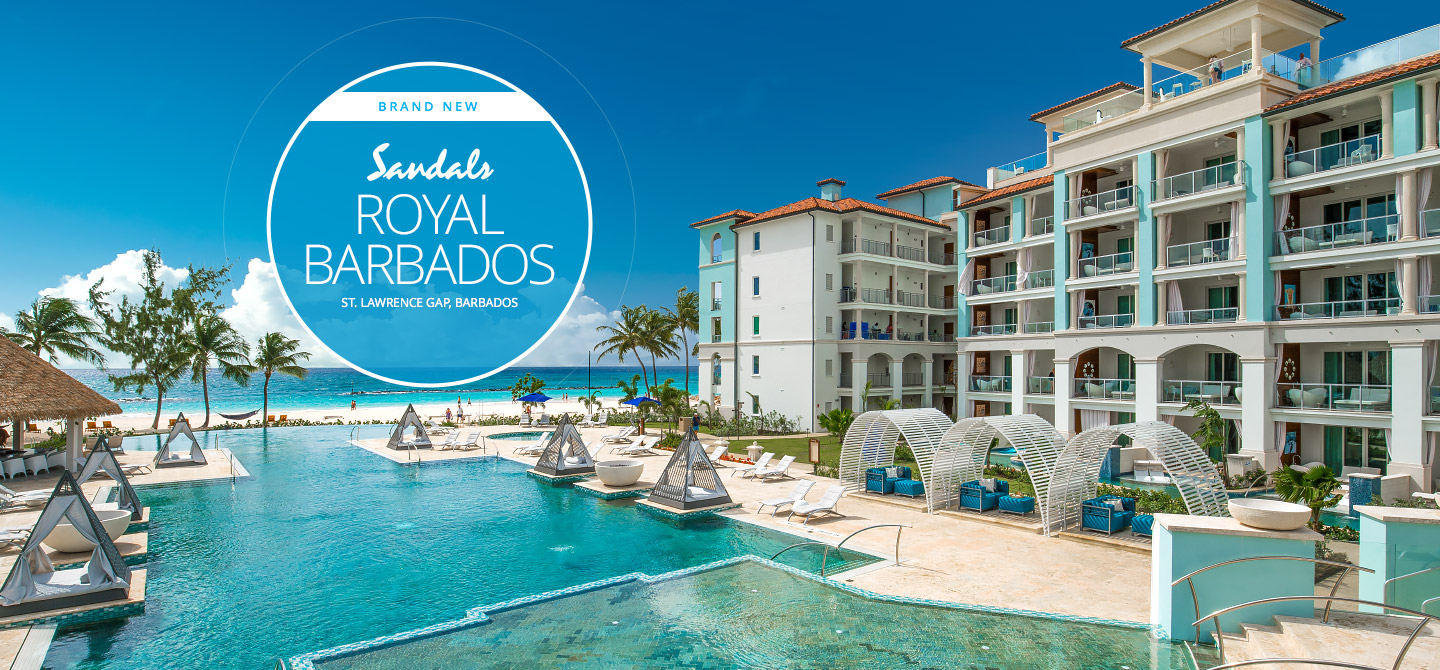 Sandals Royal Barbados Resort In St Lawrence Gap
