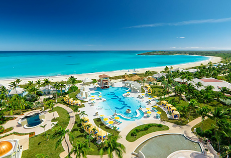 Luxurious caribbean beach resorts vacation packages for Great mini vacations for couples