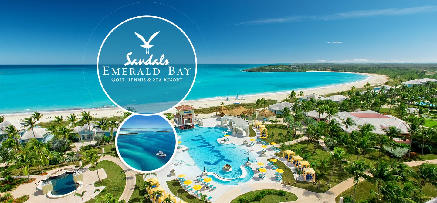 Great exuma all inclusive golf tennis spa sandals resorts for Best locations for all inclusive resorts