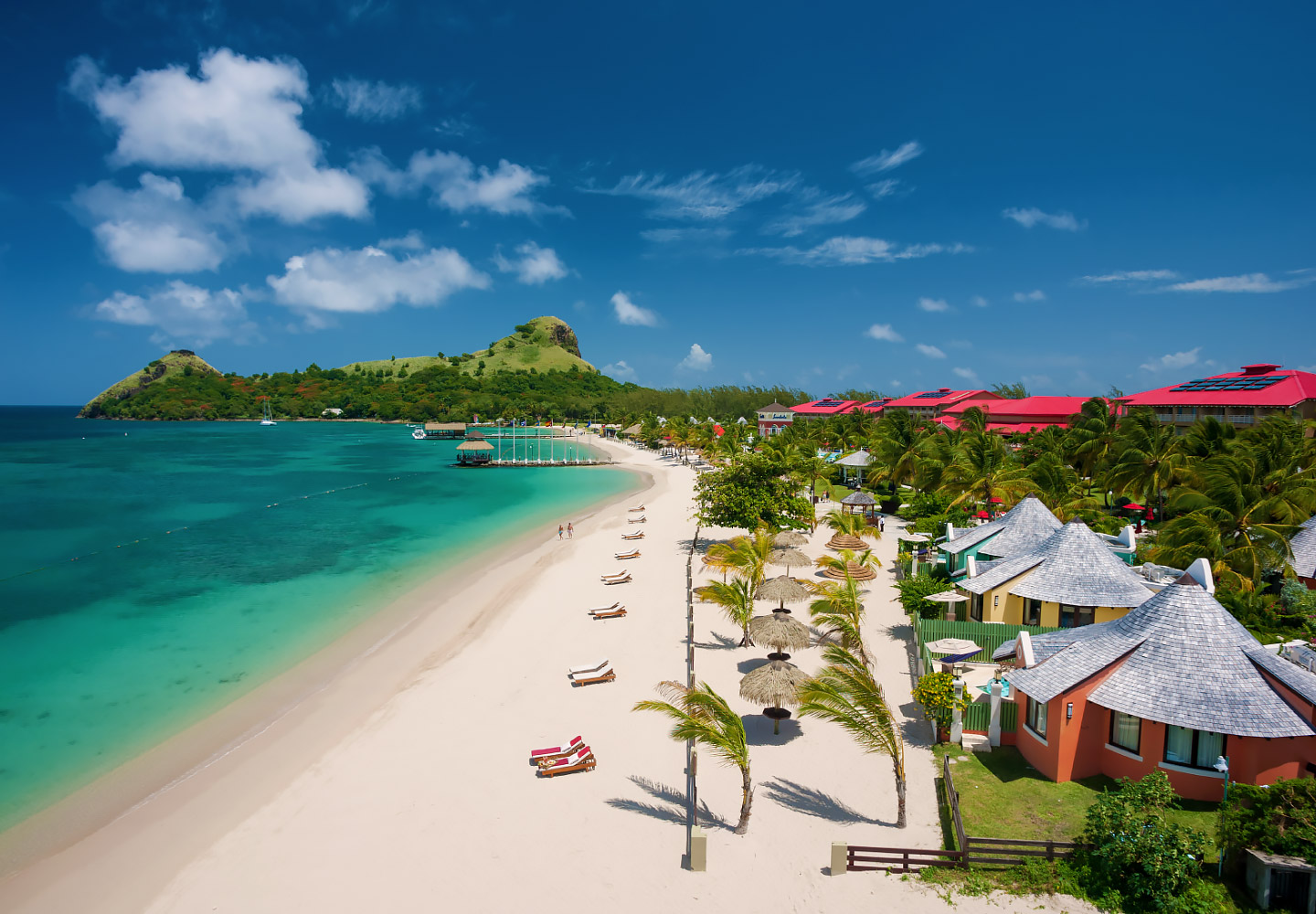 Grande St Lucian All Inclusive St Lucian Resort Vacation Packages Deals Amp Specials For