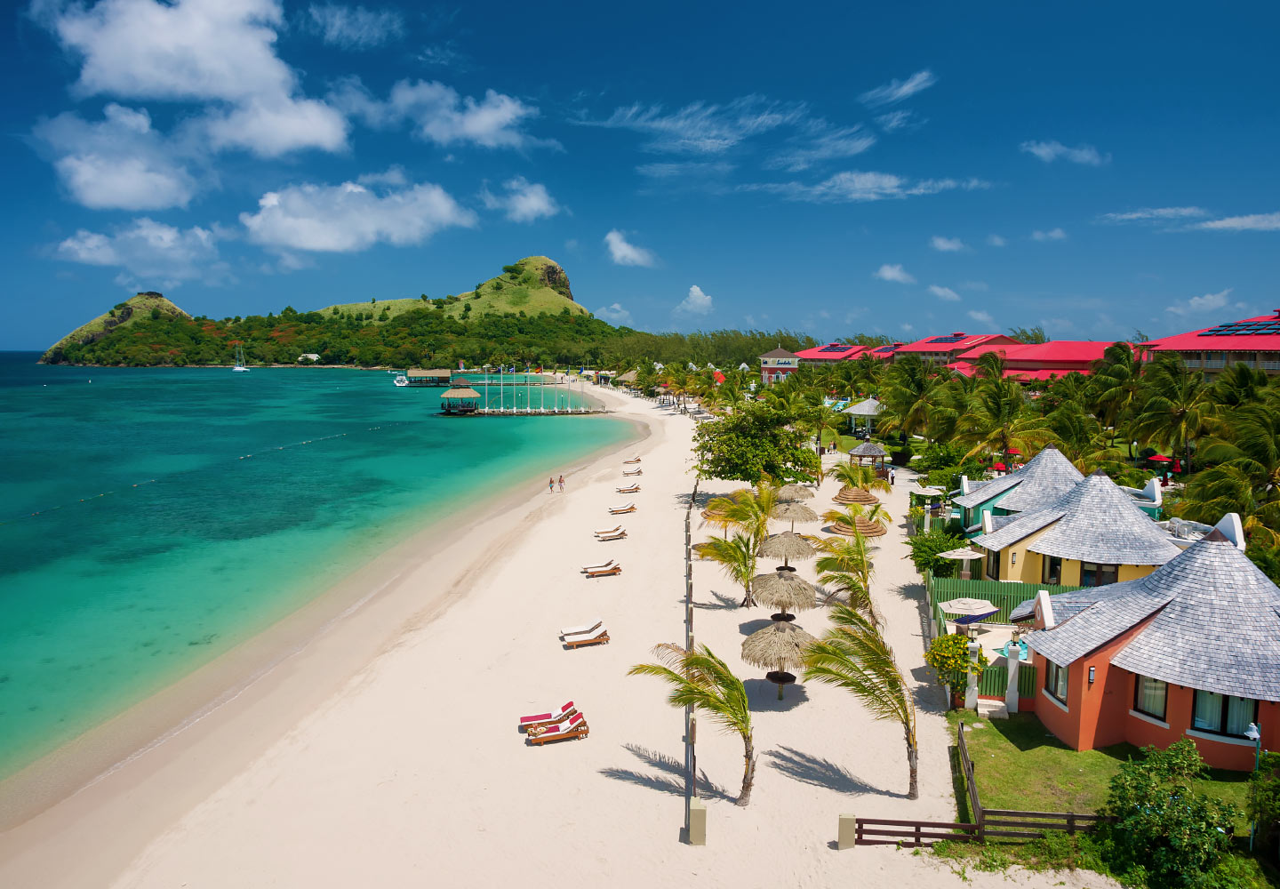 Grande St Lucian  All Inclusive St Lucian Resort