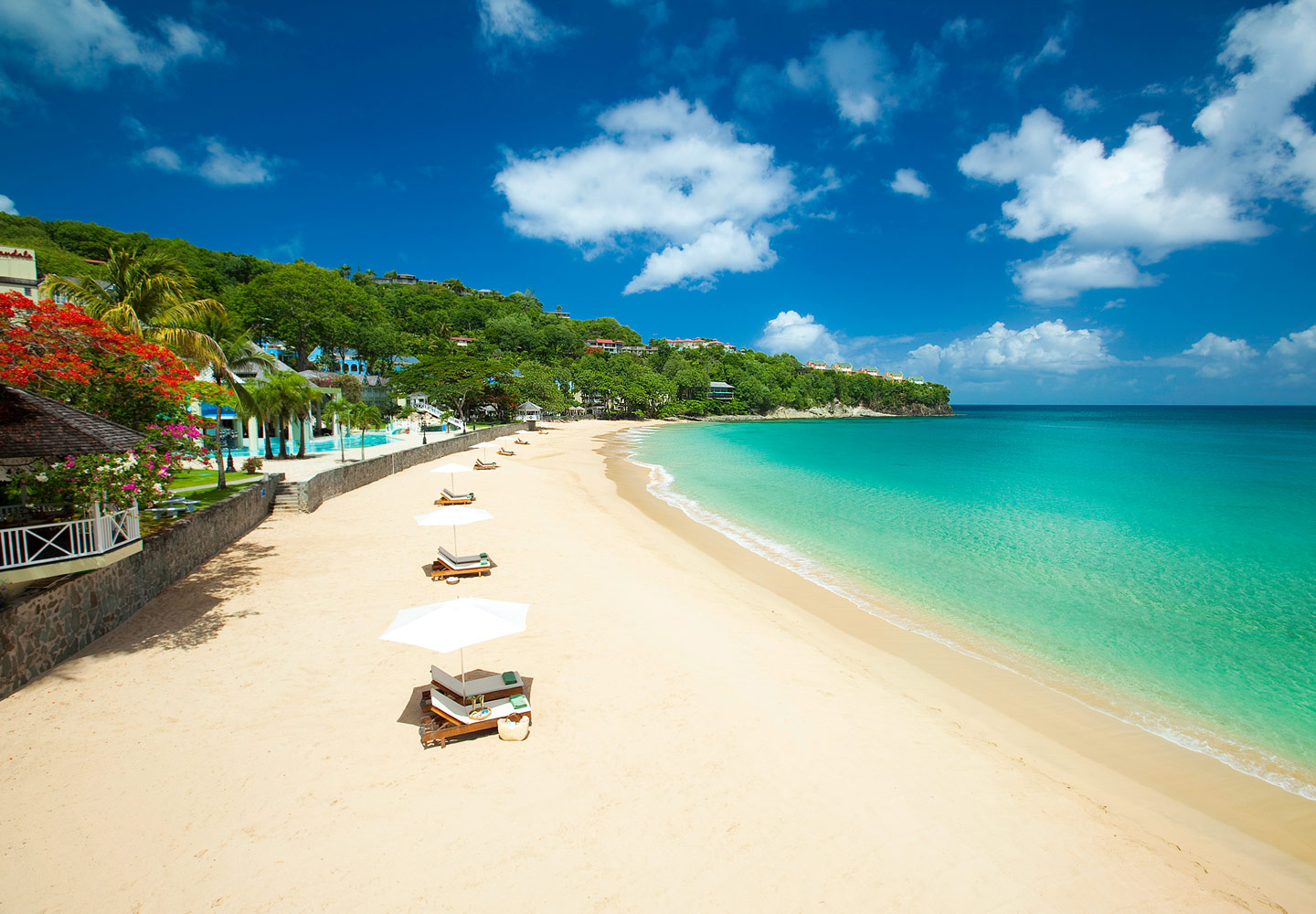 Regency La Toc All Inclusive St Lucian Resort Vacation